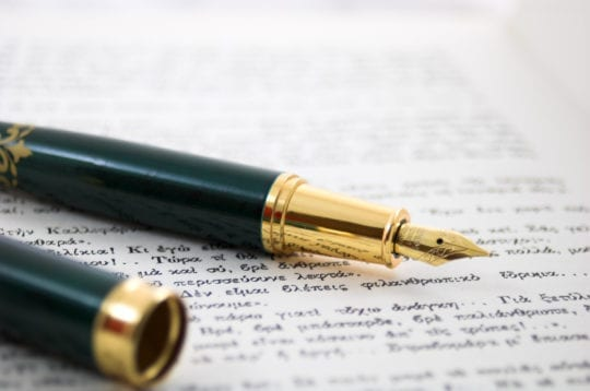 stylo luxe